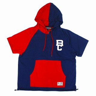 <img class='new_mark_img1' src='//img.shop-pro.jp/img/new/icons35.gif' style='border:none;display:inline;margin:0px;padding:0px;width:auto;' />【ROLLING CRADLE】 TWO FACE HOODIE(RED-NAVY) ※会員価格あり!