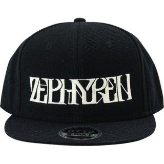 【Zephyren】 B.B CAP -VISIONARY- (BLACKxWHITE)