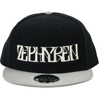 【Zephyren】 B.B CAP -VISIONARY- (BLACKxGRAY)