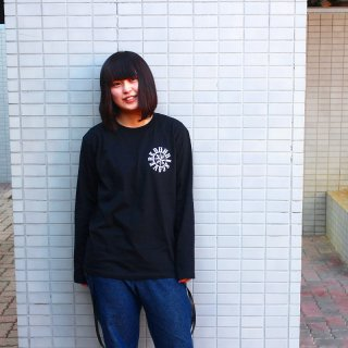 <img class='new_mark_img1' src='//img.shop-pro.jp/img/new/icons25.gif' style='border:none;display:inline;margin:0px;padding:0px;width:auto;' />【undiscovered】 ORIGINAL L/S T-SHIRT (BLACK)