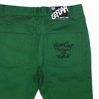 【LEFLAH】 STRETCH SKINNY PANTS (GREEN)