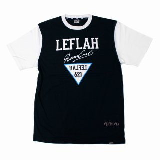 <img class='new_mark_img1' src='https://img.shop-pro.jp/img/new/icons16.gif' style='border:none;display:inline;margin:0px;padding:0px;width:auto;' />【LEFLAH】 LESS Tshirt (NAVY)