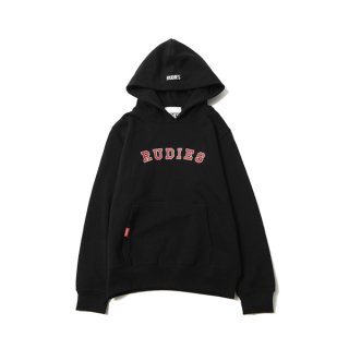 【RUDIE'S (KIDS)】KIDS MIGHTY HOOD SWEAT (BLACK)