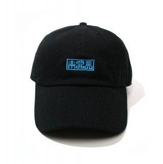 【undiscovered】未発見CAP (BLACK)