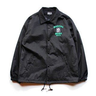 【MxMxM】MxMxM WASHED NYLON COACH JKT