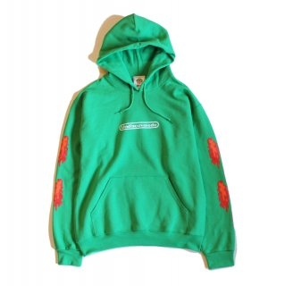 【undiscovered】undiscovere堂 PULLOVER PARKA (KELLY)