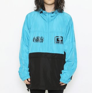 【RUDIE'S x reversal】PACKABLE JACKET (BLUE)