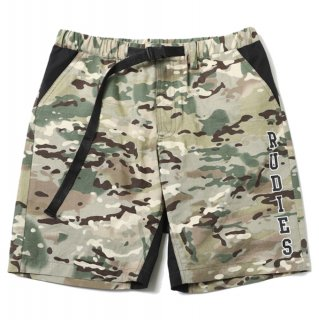 【RUDIE'S】MIGHTY MILITARY SHORTS (BEIGE CAMO)