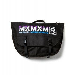 <img class='new_mark_img1' src='//img.shop-pro.jp/img/new/icons1.gif' style='border:none;display:inline;margin:0px;padding:0px;width:auto;' />【MxMxM】MAGICAL MOSH MESSENGER BAG