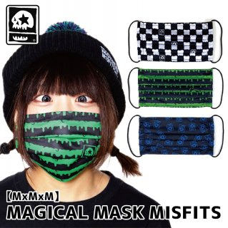 <img class='new_mark_img1' src='https://img.shop-pro.jp/img/new/icons25.gif' style='border:none;display:inline;margin:0px;padding:0px;width:auto;' />【MxMxM】 MAGICAL MASK MISFITS
