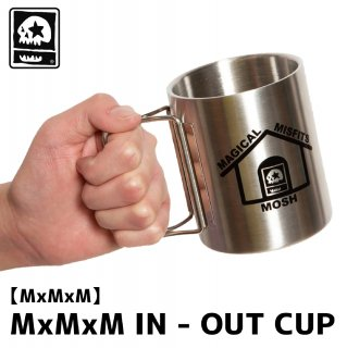 【MxMxM】 MxMxM IN - OUT CUP
