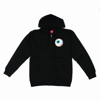 <img class='new_mark_img1' src='https://img.shop-pro.jp/img/new/icons35.gif' style='border:none;display:inline;margin:0px;padding:0px;width:auto;' />【MISHKA】RAINBOW KEEP WATCH FULL ZIP HOODIE ※会員価格あり!