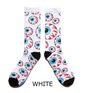 【MISHKA】KEEP WATCH PATTERN SOCKS