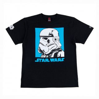 <img class='new_mark_img1' src='//img.shop-pro.jp/img/new/icons35.gif' style='border:none;display:inline;margin:0px;padding:0px;width:auto;' />【ROLLING CRADLE】Storm trooper T-shirt [Black] ※会員価格あり!