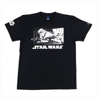 <img class='new_mark_img1' src='//img.shop-pro.jp/img/new/icons35.gif' style='border:none;display:inline;margin:0px;padding:0px;width:auto;' />【ROLLING CRADLE】Trooper T-shirt [Black] ※会員価格あり!