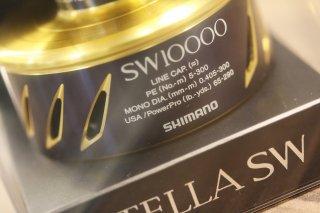 Shimano / 13 Stella SW 10000 Spool