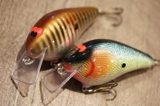 Jaw Jacker Lures / 2.5