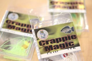 Luck E Strike / Crappie Magic