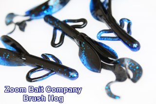 Zoom Bait Company / Brush Hog