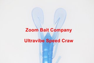 Zoom Bait Company / Ultravibe Speed Craw