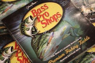 Bass Pro Shops / Bass Pro Shops Master Catalog 【2016】
