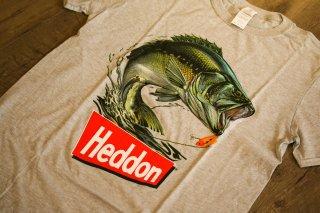 Heddon / Heddon Vintage logo Tee