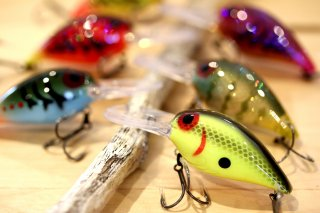 Dave's Custom Baits / Rock Warrior