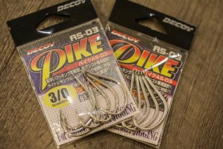 Decoy Pike / カツイチ デコイ パイク