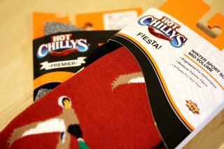 Hot Chillys / Winter Sport Socks Men's
