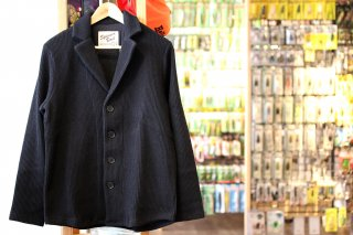 Spinner Bait / Russell Wool Tailor Cardigan Jacket