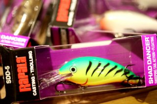 Rapala / Shad Dancer SSD-5