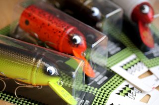 Heddon / Big Bud 10minutes Custom Color