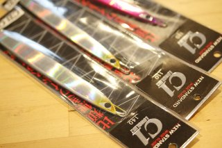 Used Metal Jig 3本 Set