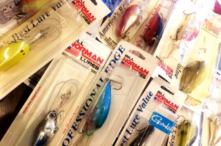 Norman Lures / Old DD22