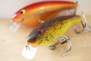 Wally's Handmade Balsa Baits / Wally Crank