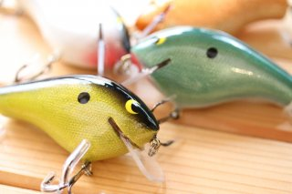 Wally's Handmade Balsa Baits / Nugget