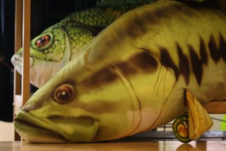 Bass Pro Shops Giant Stuffed / バスプロショップス ジャイアントスタッフド