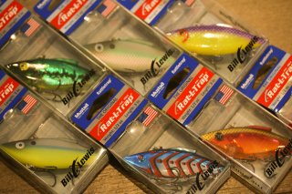 Billlewis Lures Rat-L-Trap 1/2oz