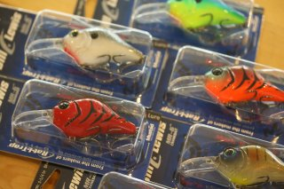 Billlewis Lures /  MR-6 Crankbait