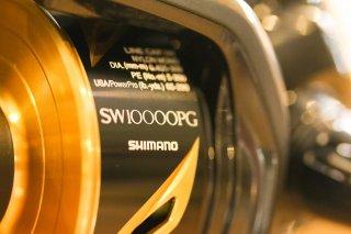 Shimano 19 Stella SW 10000PG / シマノ 19ステラSW 10000PG