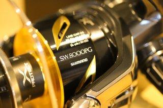 Shimano 19 Stella SW 8000PG / シマノ 19ステラSW 8000PG