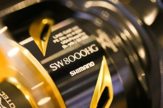 Shimano 19 Stella SW 8000HG / シマノ 19ステラSW 8000HG