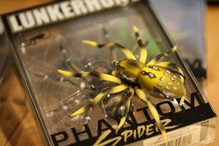 Lunker Hunt Phantom Spider / ランカーハント ファントムスパイダー
