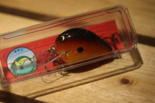 WEC Custom Lures E-1 Simple Craw / WECカスタムルアーズ E-1