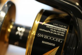 Shimano 20 Stella SW 18000HG / シマノ 20ステラSW 18000HG
