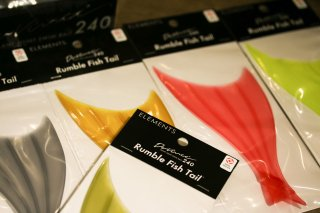Elements Rumble Fish Tail 240 / エレメンツ ランブルフィッシュテール 240