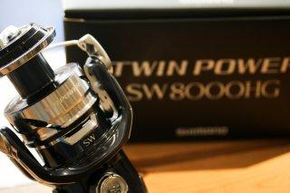 Shimano 21 Twin Power SW 8000H / シマノ 21ツインパワーSW 8000H