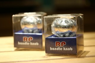 Nature Boys RP Handle Knob / ネイチャーボーイズ RPハンドルノブ