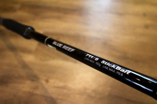 Yamaga Blanks Blue Reef 711-8 Stick bait / ヤマガブランクス ブルーリーフ 711-8 スティックベイト