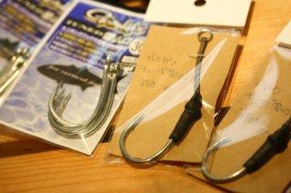 10minutes Original Jigging Assist Hook / 10ミニッツオリジナル ジギングアシストフック がまかつ チューンド管ムロ